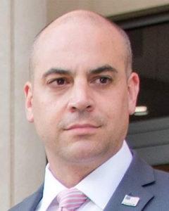 District Attorney David Sunday